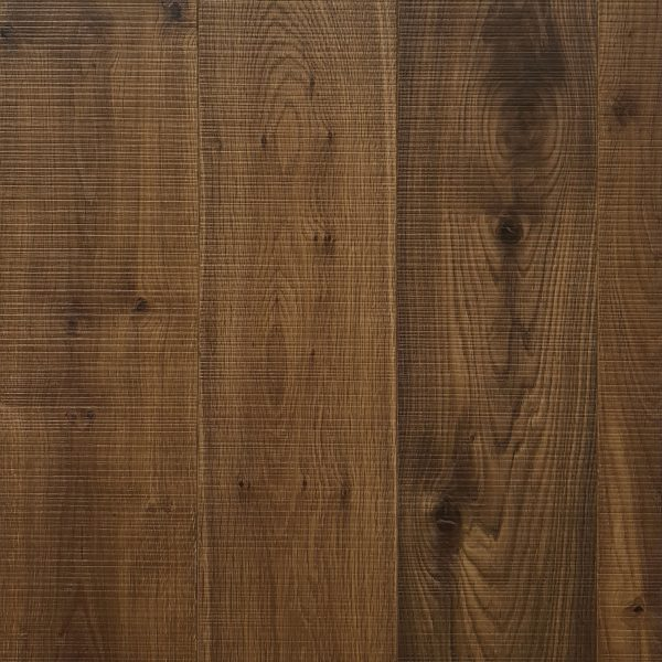bandsawn dark smoked oak