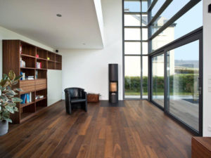 london wood flooring room example